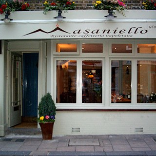 Masaniello - Twickenham