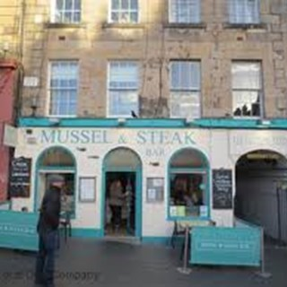 The Mussel and Steak Bar - Edinburgh