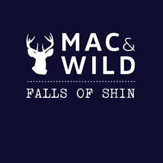 Mac & Wild - Falls of Shin  - Scotland