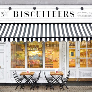 Biscuiteers Northcote Icing Cafe - London