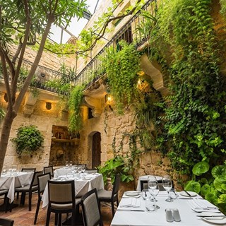 The Medina Restaurant - Mdina