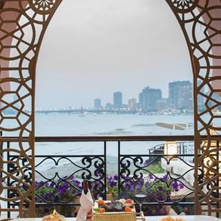 Kebabgy Oriental Grill - Sofitel Cairo El Gezirah - Cairo