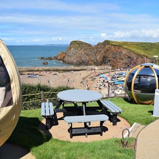 Lobster Pod Bistro - Hope Cove