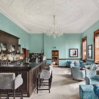 Mottram Hall - Champagne Bar - Macclesfield