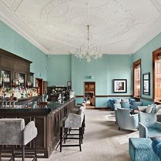 Mottram Hall - Champagne Bar - Macclesfield