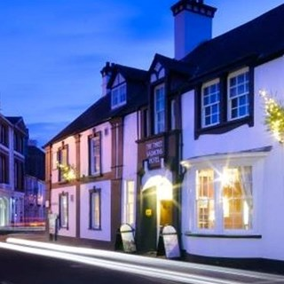 Three Salmons Hotel - Usk