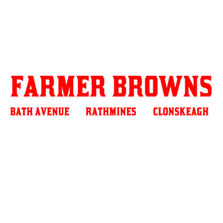 Farmer Browns Bath Avenue	 - Dublin