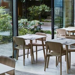 The Garden Café - London