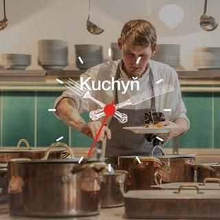 Kuchyň - Prague