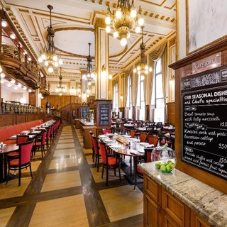 Palace Restaurant - Budapest