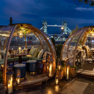 Coppa Tower Bridge - Igloos - London