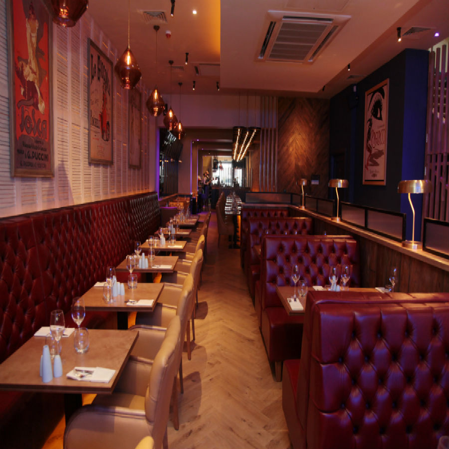Sunday lunch - Review of Rustic Italian Restaurant & Bar