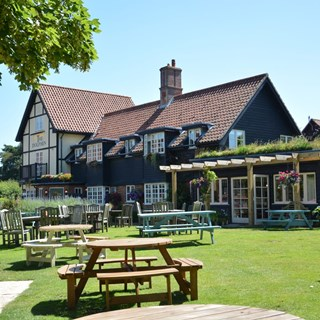 The Dolphin Inn - Thorpeness