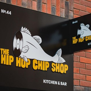 The Hip Hop Chip Shop - Manchester