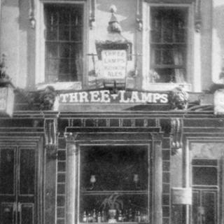 Three Lamps - Swansea