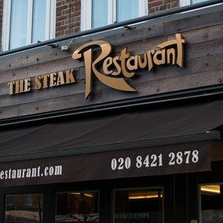 The Steak Restaurant - London