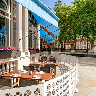 Jean Georges at the Connaught - London