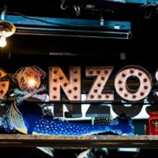 Gonzos Tea Room - Norwich