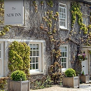 The New Inn Coln - Cirencester