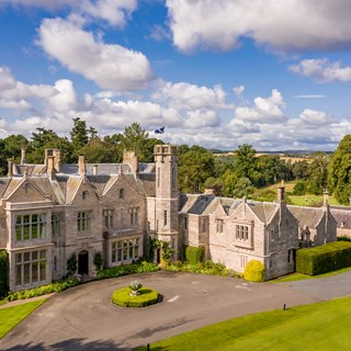 SCHLOSS Roxburghe Hotel & Golf Course - Kelso