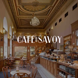 Café Savoy - Prague
