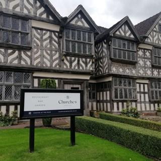 Churche's Mansion - Nantwich