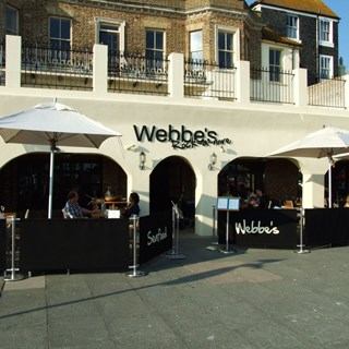Webbes Rockanore - Hastings