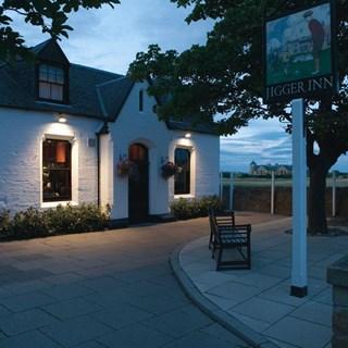 Old Course Hotel - Jigger Inn - St. Andrews