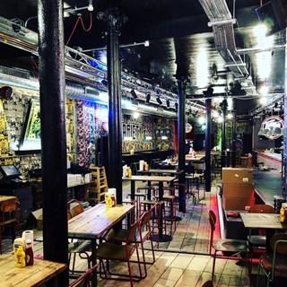 MEATliquor W1 - London