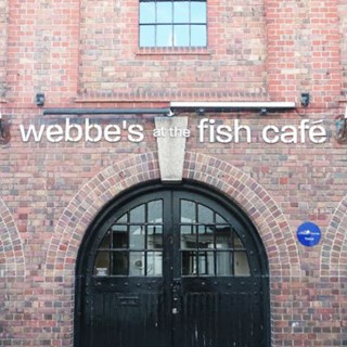 Webbes at the Fish Cafe - Rye