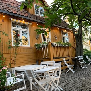 Kafe Krogh -  Oslo