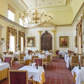 Carrier's Restaurant at Hintlesham Hall Hotel - Ipswich