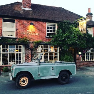 The Jolly Cricketers -  Beaconsfield