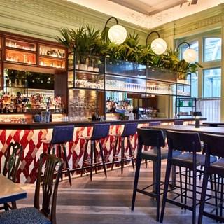 RAKE'S CAFÉ BAR  - London