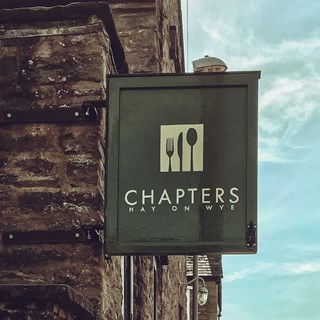 Chapters - Hay on- Wye