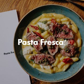 Pasta Fresca - Prague