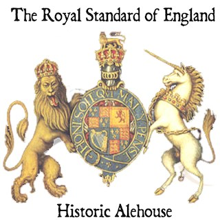 Royal Standard of England - Beaconsfield