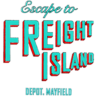 Escape to Freight Island  - Manchester