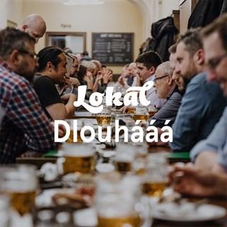 Lokál Dlouhááá - Prague