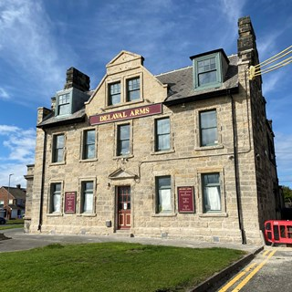 The Delaval Arms - Whitley Bay
