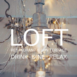 The Loft Restaurant and Terrace - St.Ives