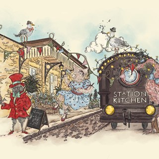 The Station Kitchen - Bridport