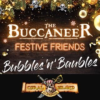 The Buccaneer Bar at Coral Island - Blackpool
