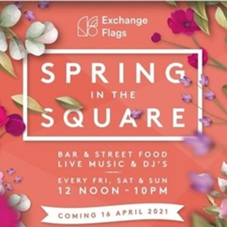 Spring in the Square - Liverpool