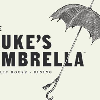 The Duke's Umbrella - Glasgow