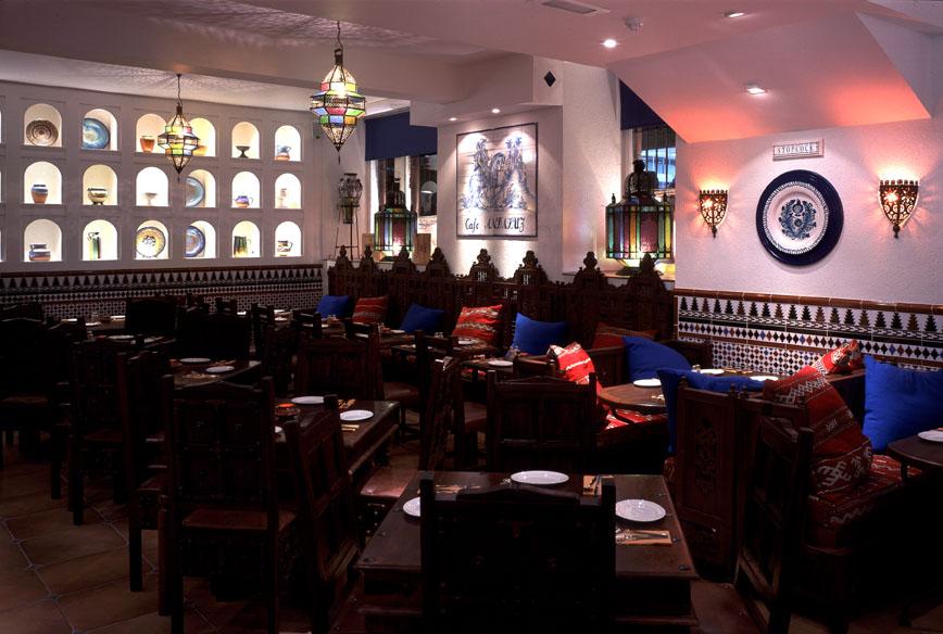 Cafe Andaluz West End Address