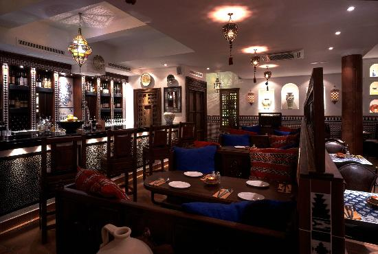 Cafe Andaluz Pm West End
