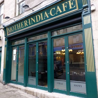 Mother India's Cafe, Edinburgh  - Edinburgh