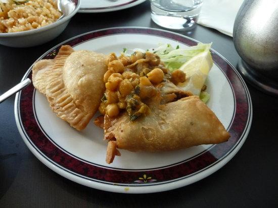 Mother India Restaurant Edinburgh Menu