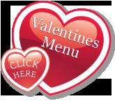Urban Reef Valentines menu